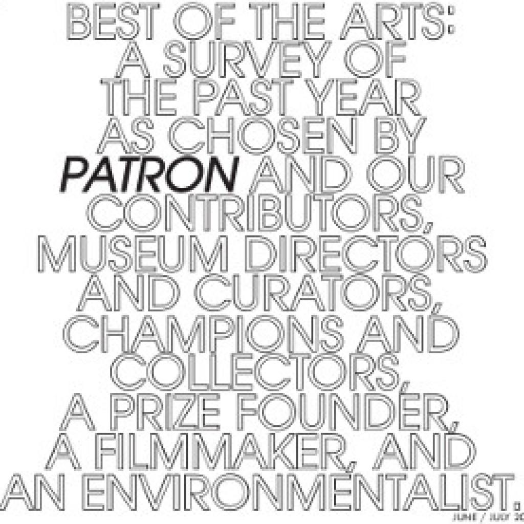 BEST OF THE ARTS | Patron Magazine