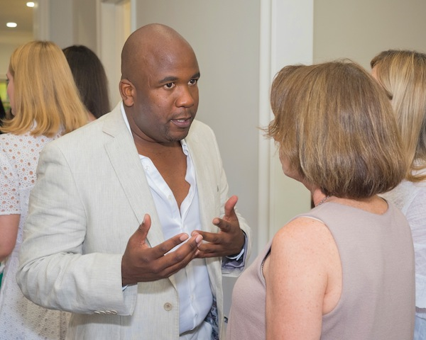 Binzario Visions of White Art and Fashion Unveiling Andre Yabin Patron Magazine