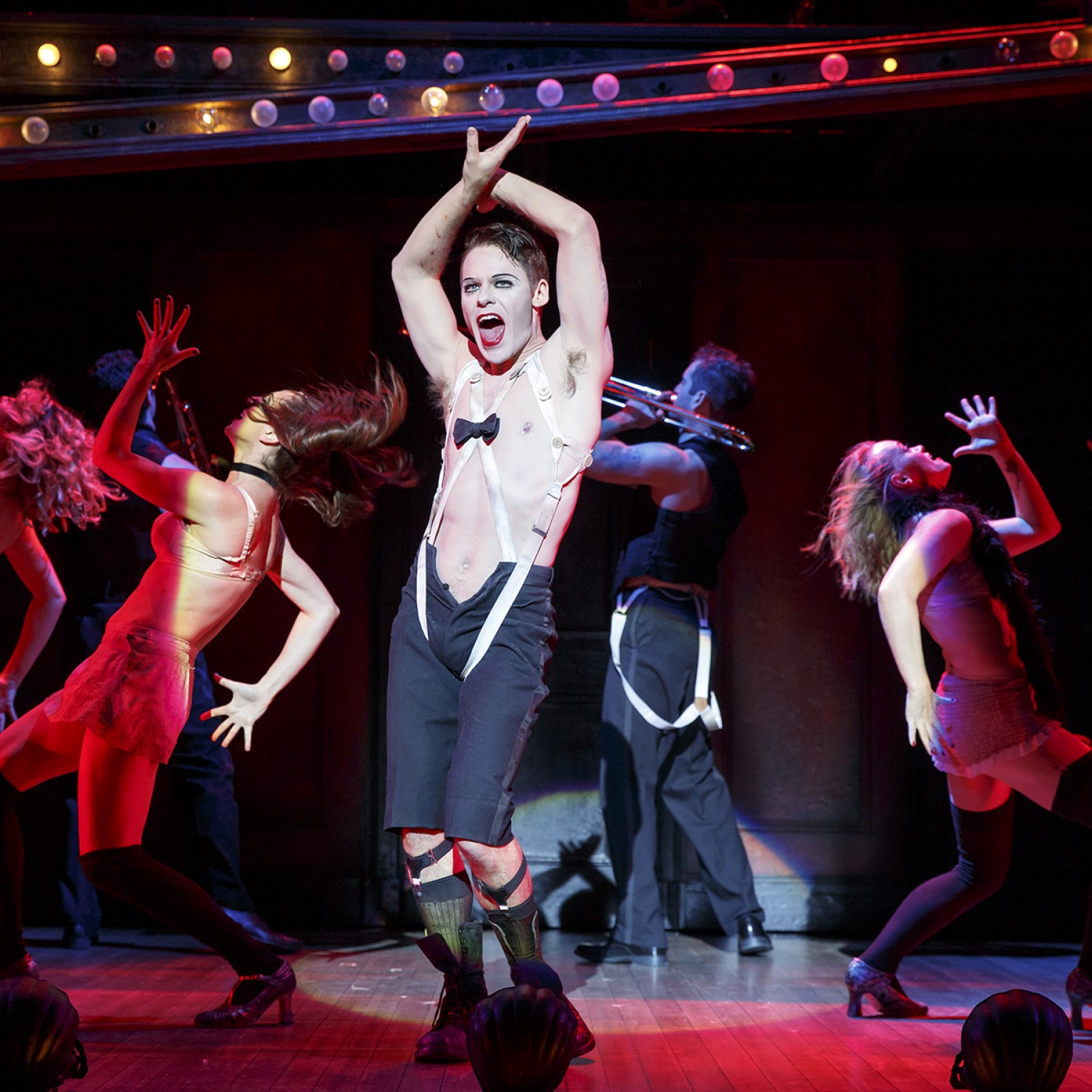 The Theatre Blog: CABARET (UK TOUR) Will Young to star as ...