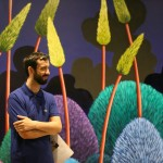 STROLL THROUGH THE IMMERSIVE WORK OF NICOLAS PARTY AT THE DMA