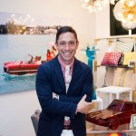 JONATHAN ADLER STOPS BY HIS DALLAS BOUTIQUE TO BENEFIT UNICEF